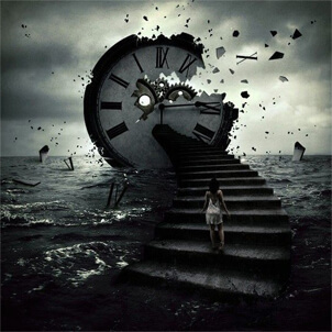 passage of time image for website counselling in Bristol
